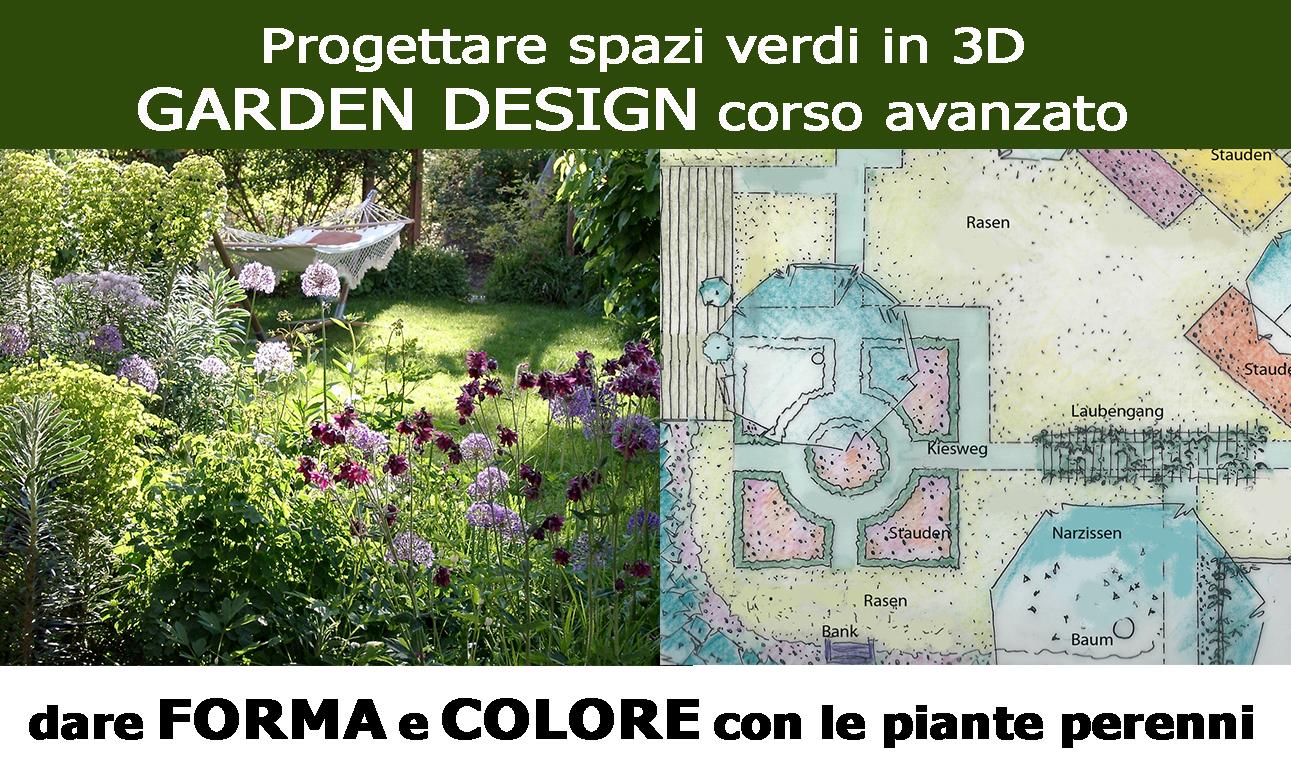 Progettare Spazi Verdi In 3d Garden Design Corso Avanzato